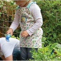 Peter Rabbit & Friends Lily Bobtail Cotton Garden Apron Age 3-6